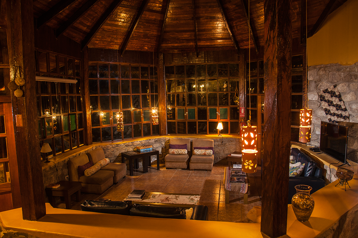 Lucma Lodge