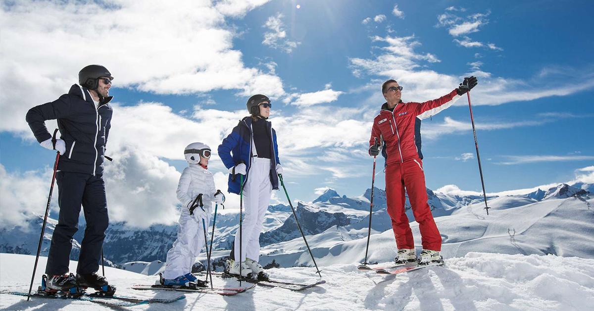 5 destinos para esquiar na Europa