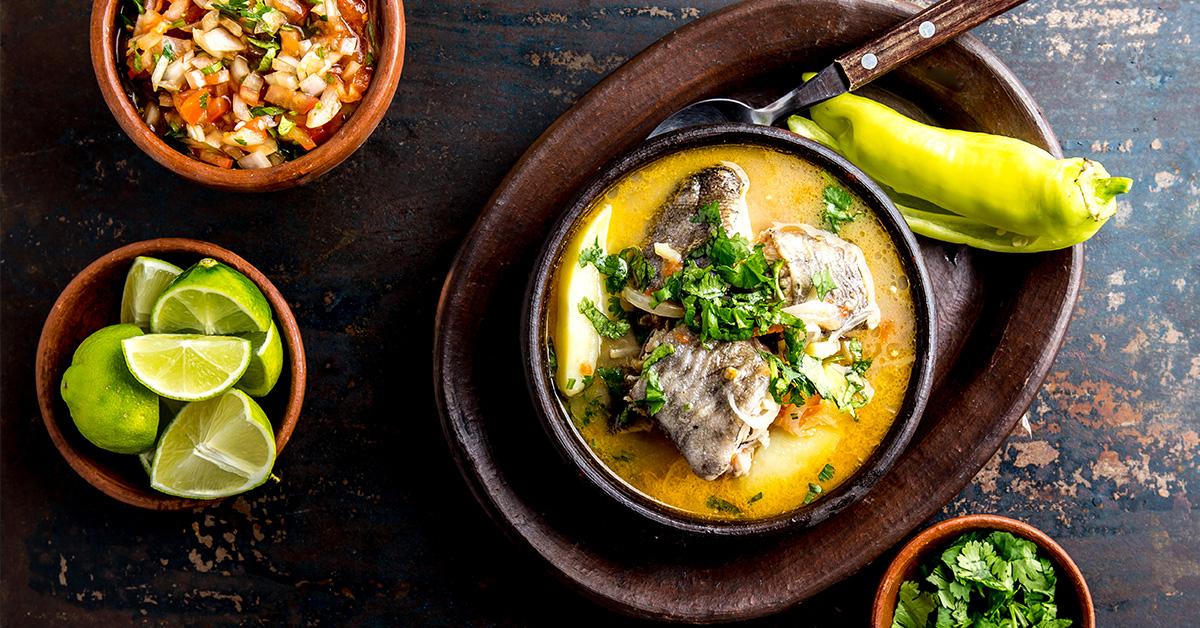 gastronomia América do Sul